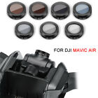 Waterproof Camera Lens Filters For DJI Mavic Air Drone ND4 ND8 ND16 CPL UV