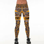 Los Angeles Chargers LA Women's Leggings Pants Tights Fitness Running NFL S-4XL $20.99 USD on eBay