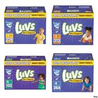 Luvs Ultra Leakguards Diapers (Select Size) ****NEW****