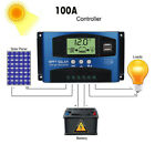 100A MPPT Solar Panel Batterie Regulator Charge Controller 12 24V Auto PWM USB