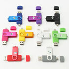 OTG 64GB 32GB Micro USB 2.0 Flash Pen Drive Memory Thumb U Disk for Android PC