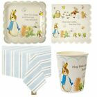 Peter Rabbit Easter Party Pack Tableware Kits - Deluxe Pack for 12