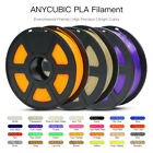 Kyпить Anycubic 1KG 1.75mm PLA Black 3D Printer Filament Spool, 2.2lbs,Multi-Colour US на еВаy.соm