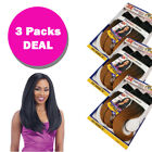 "3 PACK 3X PRE-LOOP YAKY BOUNCE 16"" - FREETRESS SYNTHETIC CROCHET BRAID"