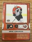 2000-01 McDonald's Hockey Cards Pacific Single Dial-A-Stats #4 Eric Lindros