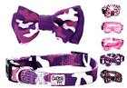 Cutesy Pet | Dog Collar with Adjustable Bow | Comfortable and Strong | 5