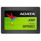 **NEW** ADATA SP580 120GB SSD Hard Drive.  Retail Box  *Still Sealed*