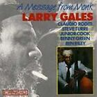 LARRY GALES (BASS) - A MESSAGE FROM MONK NEW CD