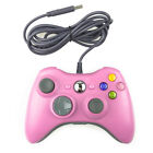 Wired Gaming Game Controller Handle Gamepad For WinXP Microsoft Xbox 360 Lot BI1