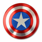 American Shield Captain Hand Spinner Finger Toy Focus Gyro - Ships from USA!