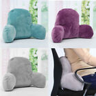 Lumbar Back Support Cushion Travel Pillow for Car Office Chair Backrest Rest US image