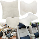 White Cotton Throw Hold Pillow Inner Pads Inserts Home Bed Sofa Car Cushion