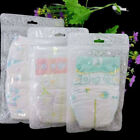 50PCS Plastic packaging retail display hanging bags pouch UK