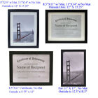 Внешний вид - Choice of Different Size Picture Frames, Diploma/Certificate Document Frames
