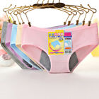 Women Menstrual Period Underwear Modal Cotton Panties Seamless Physiological XL