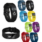 Fashion Men Women Digital LED Sports Watch Silicone Band Wrist Watches Popular image