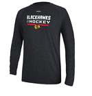 NHL Chicago Blackhawks Ultimate Performance Long Sleeve Shirt New Mens Sizes $40 $19.99 USD on eBay