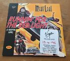 Meat Loaf - 4 Track Promo Cd. Runnin For The Red Light