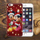 disney mickey mouse christmas UV Case Cover Apple iPhone Huawei P9 LG iPhone X