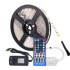5050 RGB LED Strip Waterproof DC 12V 5M RGBW RGBWW LED Strips Light Flexible