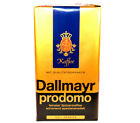 Dallmayr Prodomo Ground Coffee(500g)or(2x500g New, Genuine German Coffee