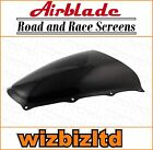 Airblade Dark Smoked Standard Bike Screen Aprilia RSV 1000 Mille 2003 SCRA001