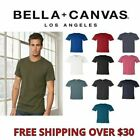 Bella+Canvas Unisex Short Sleeve 100% Cotton Jersey Tee 3001 S-3XL Ringspun New
