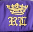 Kyпить NEW Ralph Lauren Polo Girls REVERSIBLE Down Vest Puffer Full Zip Purple White 2  на еВаy.соm