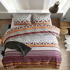 Urban Printed Bedding Sets Quilt Duvet Cover&Pillowcase Twin-Queen-King US Size