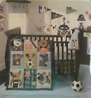 Lambs & Ivy 9 Pc Crib Set And Musical Moble