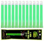 "Wealers 12 Pack Light Sticks - 6"" Inch, Ultra Bright Glow In The Dark Sti... New"