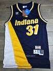 Reggie Miller 31 Indiana Pacers 1987 88 Throwback Rookie Jersey