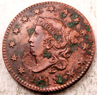 1818 Large Cent // Uncirculated *RED* (details) // (LC194)