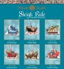 Внешний вид - Mill Hill Winter Holiday Sleigh Ride Ornament - Multiple Designs to Choose From