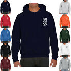 Seattle Mariners Hoodie Warm Fleece Pullover Sweatshirt Naps Team Uniform 1018 on Ebay