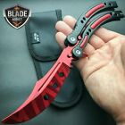 COUNTER STRIKE CSGO Practice Knife Balisong Butterfly Trainer  - Non Sharp