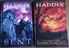 The Missing: BOOKS 2 AND 3, New Paperback By Margaret Haddix, NY Times Bestselle