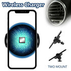 Immoral Qi Wireless Car Charger Dock Mount Holder For iPhone XS / XS Max / XR