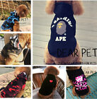 2018 Brand New Casual Pets Dog Clothes Warm Hoodie Coat Jacket Clothing For Dogs