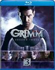 GRIMM: SEASON THREE NEW BLU-RAY DISC