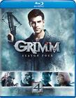 GRIMM: SEASON FOUR NEW BLU-RAY DISC