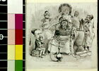 New use for our minister to Turkey,c1885,Thomas Worth,Samuel Sullivan Cox,Sultan