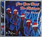 THE SHEPS - CD - Give Your Heart For Christmas - BRAND NEW