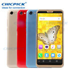 Unlocked 5.5 Inch Android 8.0 3g Smartphone Mobile Cell Phone Gsm Dual Sim 1+8g