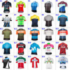 2019 NEW mens cycling jerseys cycling Short sleeve jersey cycling top