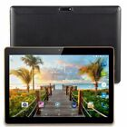 """10.1"""" Inch Android 7 Tablet PC 64G 3G Dual Sim Phablet GPS Bundled Keyboard FF"""