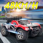 1:18 48KM/H 2.4GHz Remote Control Car RC Electric Monster Truck Off Road Vehicle