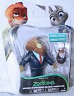 Zootopia Action Figures Nick Judy Hopps Clawhauser Lionheart Mr. Big Bellwether