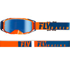 Fly Racing Zone Pro MX Motocross Offroad Goggles