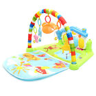 Multi Type 3 In 1 Baby Lullaby Kid Playmat Musical Activity Soft Fitness